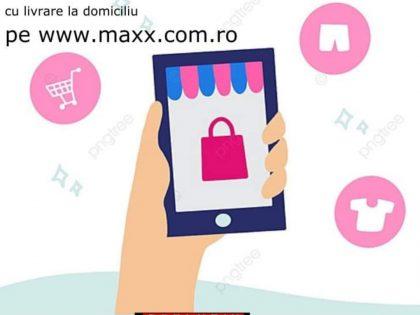 Așteptarea a luat sfârșit.Din 8 Decembrie poți COMANDA ȘI ONLINE  pe www.maxx.com.ro